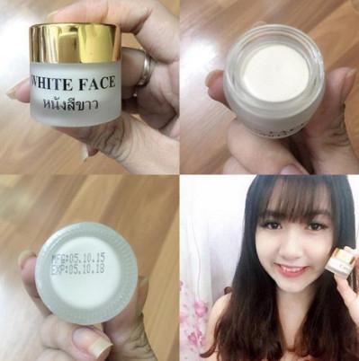 Kem White Face Thai Lan
